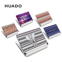 """Ethnic style stripe pattern laptop sticker notebook skin covers13""""14""""15""""15.6"""" for macbook/acer/ lenovo/hp computer accessories"""