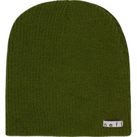 Neff Daily Beanie Olive One Size For Men 15726553101