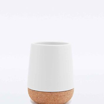 Kera Bath Tumbler in White - Urban Outfitters