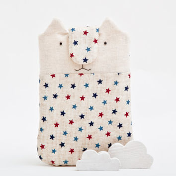 Stars iphone 5 case, White Cat, phone case, iPhone Case, iPhone 6 case, iphone 6 plus case