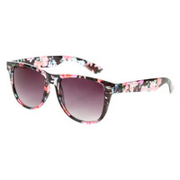 Garden Floral Print Sunglasses | Shop Accessories at Wet Seal
