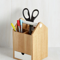 Dorm Decor Caddy-Do Attitude Organizer in Tall by ModCloth