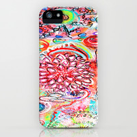 Color Graphics iPhone & iPod Case by MADD Bees Studio