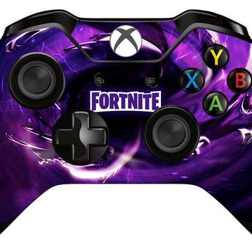 1pc Fortnite Skin Sticker Decal For Microsoft Xbox one Game Controller