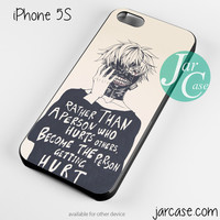 tokyo ghoul Phone case for iPhone 4/4s/5/5c/5s/6/6 plus