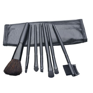 Hot Deal Beauty On Sale Make-up 7-pcs Professional Hot Sale Make-up Brush [6050161153]