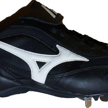 Mizuno 9-Spike Classic Men's Metal Low-Cut Baseball Cleat