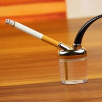 High Quality Mini Hookah Mini Smoking Pipe Small Shisha Fashion Cigarette Holder Pipes Style Smoking Pipe Narguile Smok