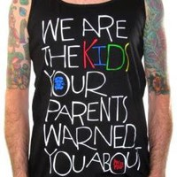 ROCKWORLDEAST - Mac Miller, Tank Top, We Are The Kids