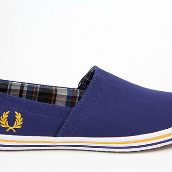 FRED PERRY Kingston Stampdown Twill