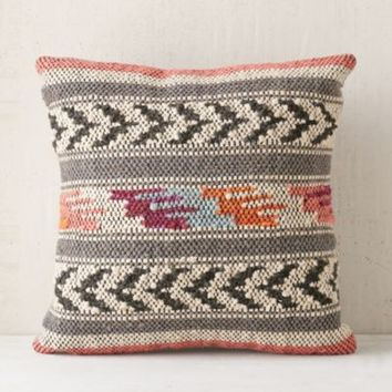 Magical Thinking Ixtapa Woven Pillow