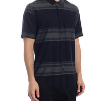 Bryant Short Sleeve Shirt - Black