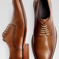 Cole Haan Williams Taupe Oxford Shoes - Dress Shoes | Men's Wearhouse