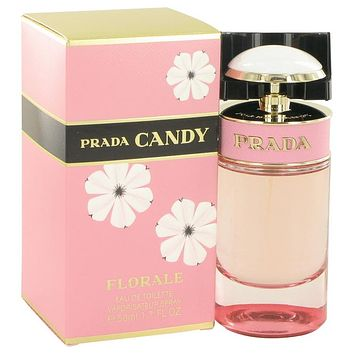 Prada Candy Florale Eau De Toilette Spray By Prada For Women
