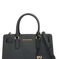 MICHAEL Michael Kors 'Dillon' Leather Satchel