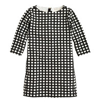 Girls' Jules dress in windowpane - everyday dresses - Girl's new arrivals - J.Crew