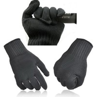 15pcs/lot security accessories anti-cutting glove security tool personal safety glove cutting resistance Self Defense gloves
