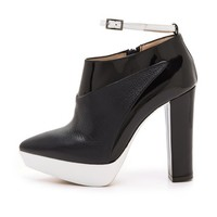 Beau Coops for Karen Walker Oro Booties