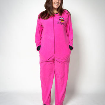 The Muppets Animal Footie Pajamas