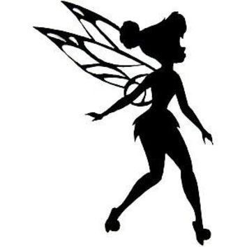Tinkerbell  Vinyl Car/Laptop/Window/Wall Decal