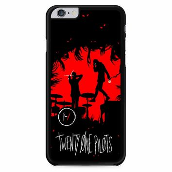 Twenty One Pilots Poster iPhone 6 Plus / 6S Plus Case
