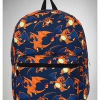 Charizard Allover Backpack