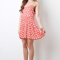 Falling For Daisy Dress