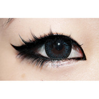 Dueba DM23 Dolce Grey Circle Lens Cosmetic Big Eye Colored Contacts Lenses | EyeCandy's