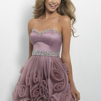 Homecoming dresses by Blush Prom Homecoming Style 9668