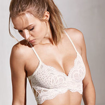 Lace Wrap Bralette - Dream Angels - Victoria's Secret