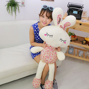 Gifts Floral Rabbit Big Size Birthday Toy [9166321226]