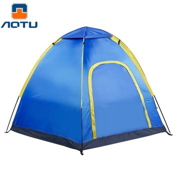 3-4 Person Waterproof Dome Tent