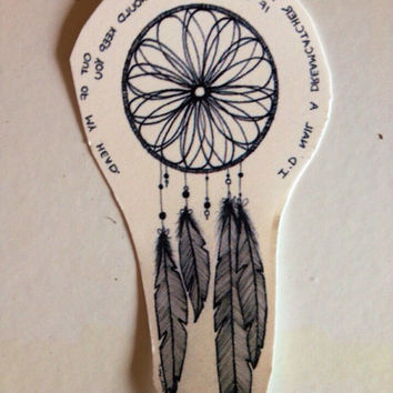 Best Dreamcatcher Tattoos Products on Wanelo