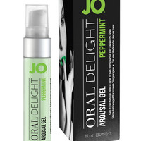 System Jo Oral Delight - 1 Oz  Peppermint