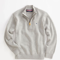 Boys Sweaters and Pullovers: 1/4 Zip Sweater for Boys 2T-7