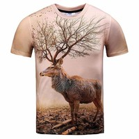 TREE ELK T-SHIRT