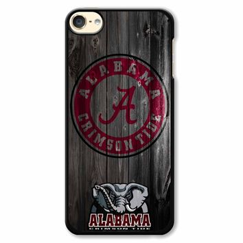 Alabama Crimson Tide iPod Touch 6 Case