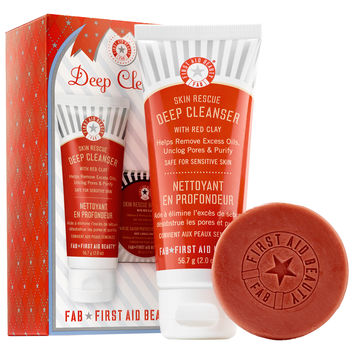 Sephora: First Aid Beauty : Deep Cleanse : skin-care-sets-travel-value