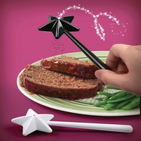SALT & MAGIC Magic Wand Salt & Pepper Shakers