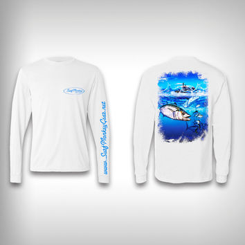 King Fishing - Performance Shirt - Fishing Shirt