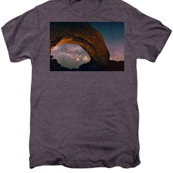 Star Gazing - Men's Premium T-Shirt