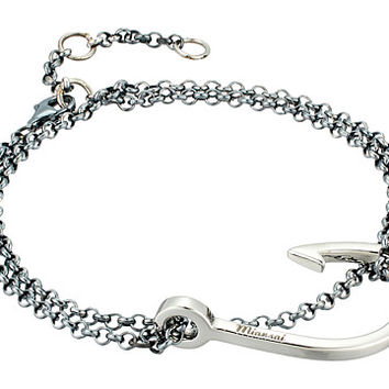 Miansai Hook Chain Bracelet