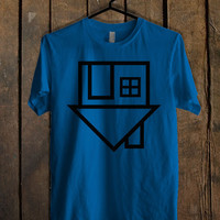 Neighbourhood Blue For Mens T Shirt and Womens T Shirt *76*