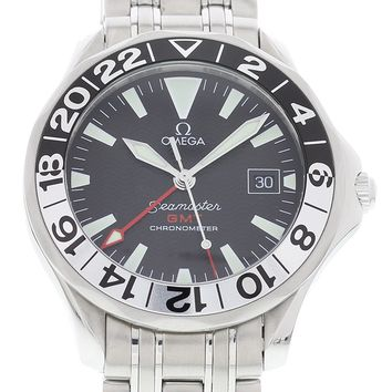Omega Seamaster automatic-self-wind mens Watch 168.1613 (Certified Pre-owned)