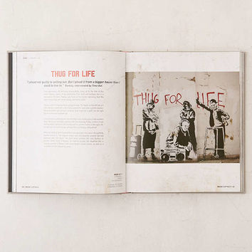 Wheres Banksy?: Banksys Greatest Works In Context By Xavier Tapies - Urban Outfitters