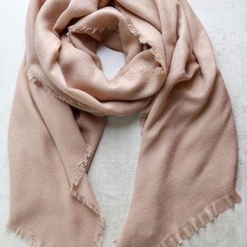 Cool Breeze Blush Scarf