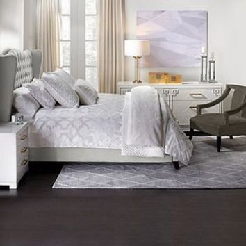Edessa Bedding - Pearl | Nicolette Simplicity Bedroom Inspiration | Bedroom | Inspiration | Z Gallerie