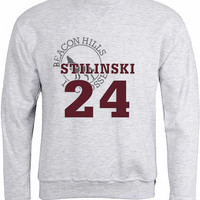 Stilinski 24 Teen Wolf s for sweatshirt womens and mens heppy feed