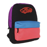 Vans Realm Backpack Color Block - Zappos.com Free Shipping BOTH Ways