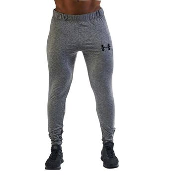 2017 men doctor muscle autumn winter sweatpants men's quality fashion casual life trousers fitness gyms long pants